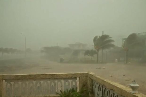 Furacão Irma deixa estragos em Cuba e segue para Flórida