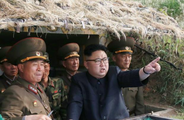Intermediação chinesa pode evitar opção militar contra Coreia do Norte