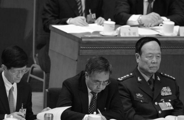Guo Boxiong, general chinês expurgado, tenta suicídio na prisão