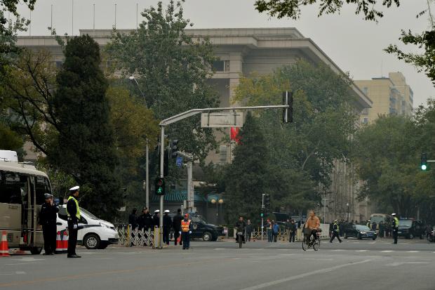 Pequim em alerta máximo a poucos dias do Congresso do PCC