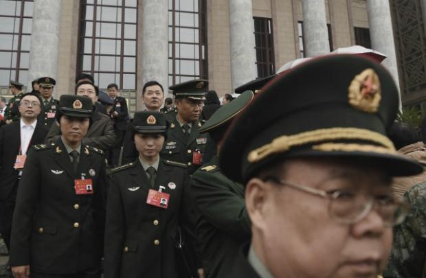 Ministro chinês revela número de militares expurgados por Xi Jinping