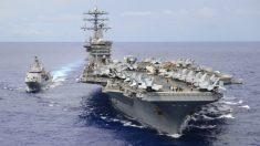 EUA enviam para Coreia do Norte seu terceiro porta-aviões, o temível USS Nimitz
