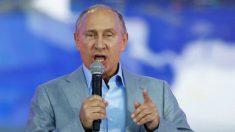 "Vladimir Putin adverte: supersoldados ""são piores que bomba nuclear"""