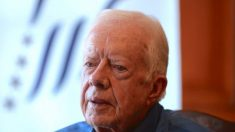 Ex-presidente americano Jimmy Carter defende Donald Trump