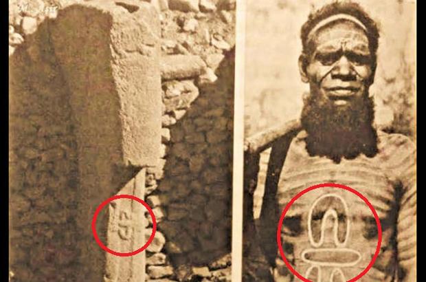 Símbolos aborígines australianos encontrados em pilar de 12 mil anos na Turquia podem abalar a história
