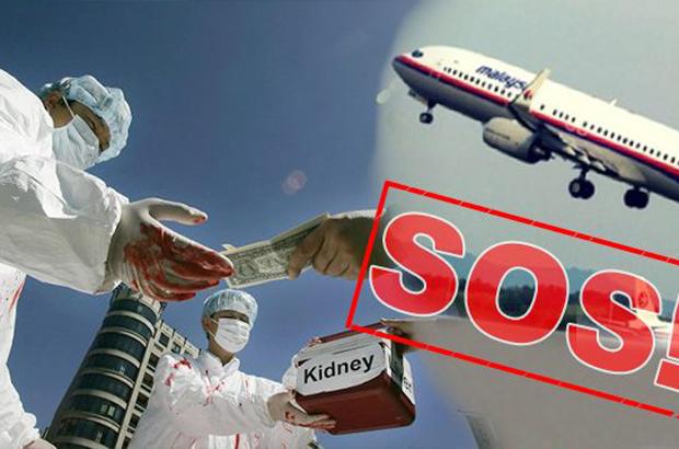 """Bilionário chinês faz revelações surpreendentes sobre """"desaparecimento"""" do voo da Malásia"""