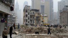 Autoridades lucram com demolições arbitrárias de habitações na China