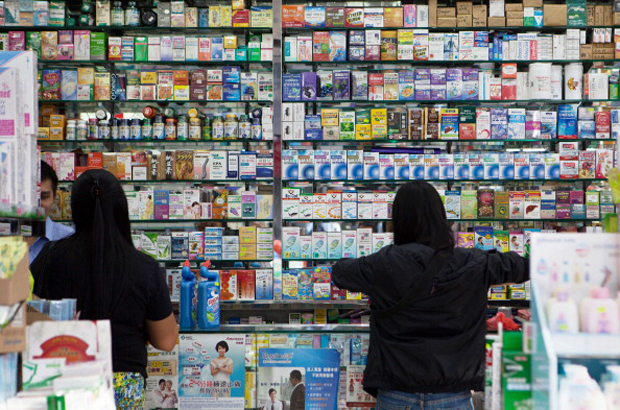 Na China, farmácias sem profissionais licenciados vendem medicamentos prescritos