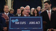 Câmara dos EUA aprova projeto de lei, grande passo para reforma tributária
