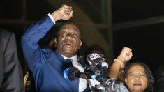 """""""Crocodilo"""" Mnangagwa assume a presidência do Zimbábue"""