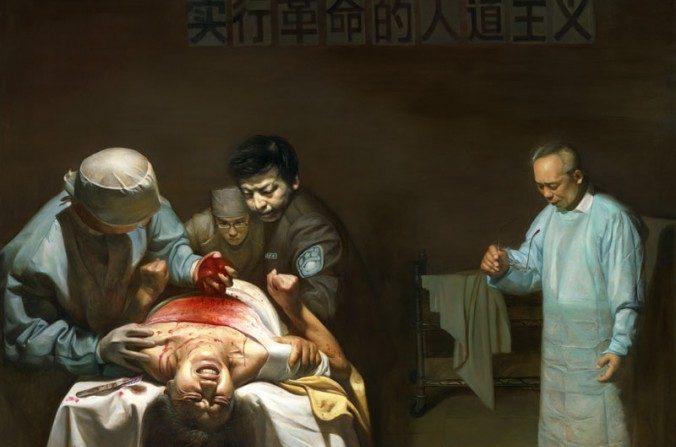 O Partido e a profissão: abuso de transplante de órgãos na China