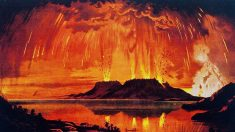 Planeta Terra pode enfrentar erupção vulcânica cataclísmica