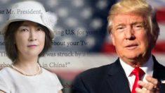 Cidadã chinesa escreve carta comovente após ser proibida pela China de falar com Trump