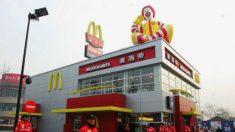 Nome do McDonald's em chinês vira piada na China