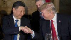 Trump visitará China pela primeira vez