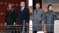 Trump recebeu tratamento super VIP em Pequim