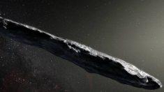 Telescópio ESO no Chile descobre primeiro asteroide interestelar