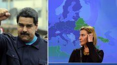 União Europeia adota sanções contra governo do ditador Nicolás Maduro