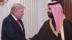 Trump declara apoio a campanha anticorrupção da Arábia Saudita