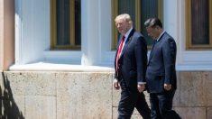 Carta aberta ao presidente Trump sobre sua visita à China