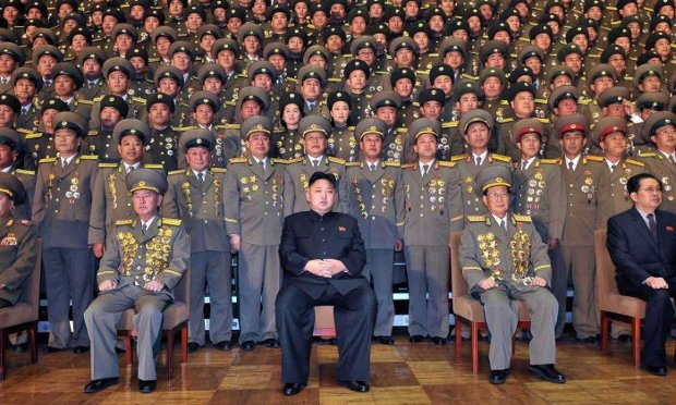 Lançamento de míssil da Coreia do Norte precede maior exercício da Força Aérea dos EUA