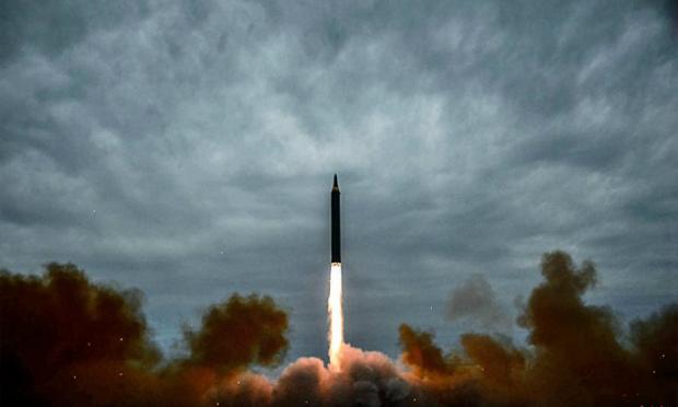 Armas nucleares da Coreia do Norte estão relacionadas à rede de Estados hostis