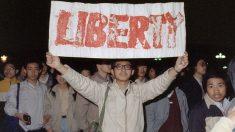 'Abaixo o Partido Comunista': estudante chinês enfrenta regime depois desaparece