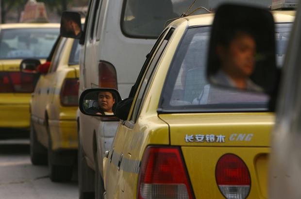 Escassez de gás natural para transporte público na China