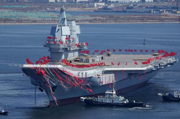 Ao adquirir empresa britânica, China se aproxima da supremacia naval dos EUA