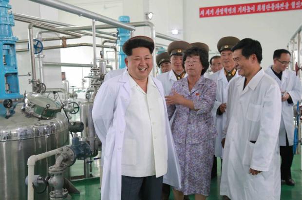 Soldado da Coreia do Norte que desertou é imune ao antraz