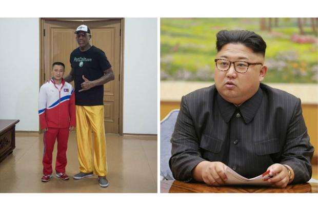 Dennis Rodman se oferece para coordenar diálogos com Coreia do Norte
