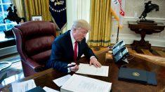 Trump assina histórica lei de reforma fiscal