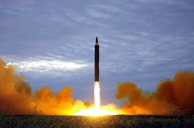 China se prepara para um ataque nuclear da Coreia do Norte