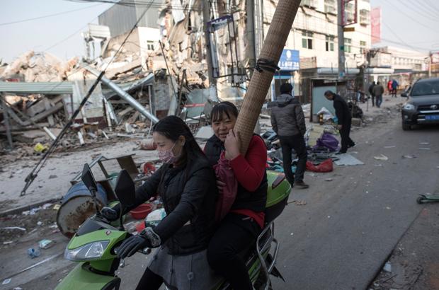 Despejo da população de 'classe baixa' em Pequim se espalha para outras cidades da China