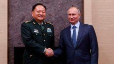 Rússia e China enviam mensagem aos EUA e Coreia do Norte com exercícios militares