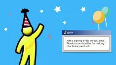 Serviço de mensagem instantânea da AOL é descontinuado