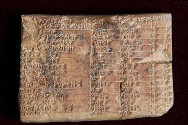 Misteriosa tábua de pedra babilônica de 3.700 anos é traduzida