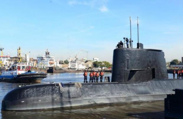 Ministro da Defesa argentino confirma morte de tripulação do submarino ARA San Juan