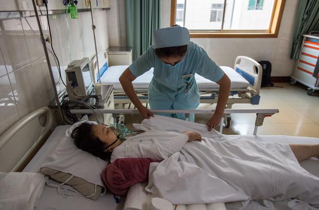 Esquemas dos hospitais da China fraudam seguro de saúde