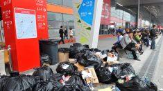 Governo da China proíbe importação de lixo do exterior