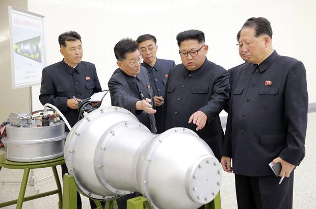 """""""Tenho botão nuclear em minha mesa"""", ameaça ditador da Coreia do Norte no Ano Novo"""