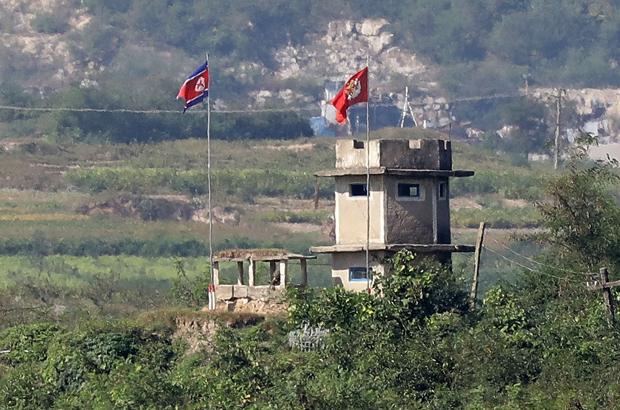 Grande número de norte-coreanos tenta fugir do país no ano novo