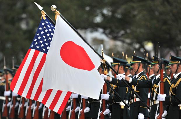 Contrariando a China, Japão e EUA iniciam exercício militar