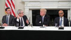 Apple investirá US$ 350 bi nos EUA devido à reforma fiscal de Trump, diz CEO