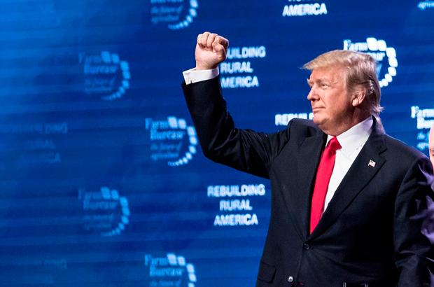 """Médico da Casa Branca diz após exame que Trump tem """"saúde excelente"""""""