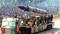 Índia testa míssil balístico nuclear Agni-V