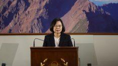 Presidente de Taiwan alerta contra agressão militar da China