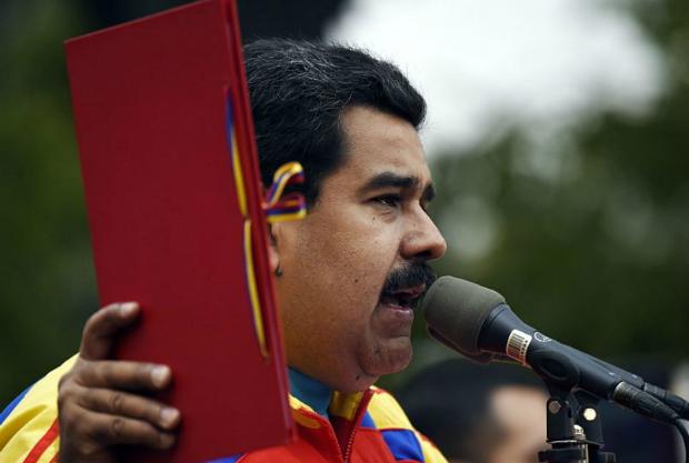 Maduro exige dos trabalhadores compromisso