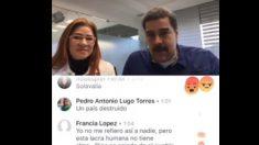 Maduro faz transmissão ao vivo no Facebook e recebe rejeição recorde (Vídeo)