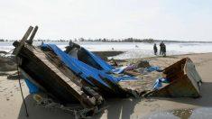 Novo navio-fantasma norte-coreano aparece com sete cadáveres putrefatos a bordo